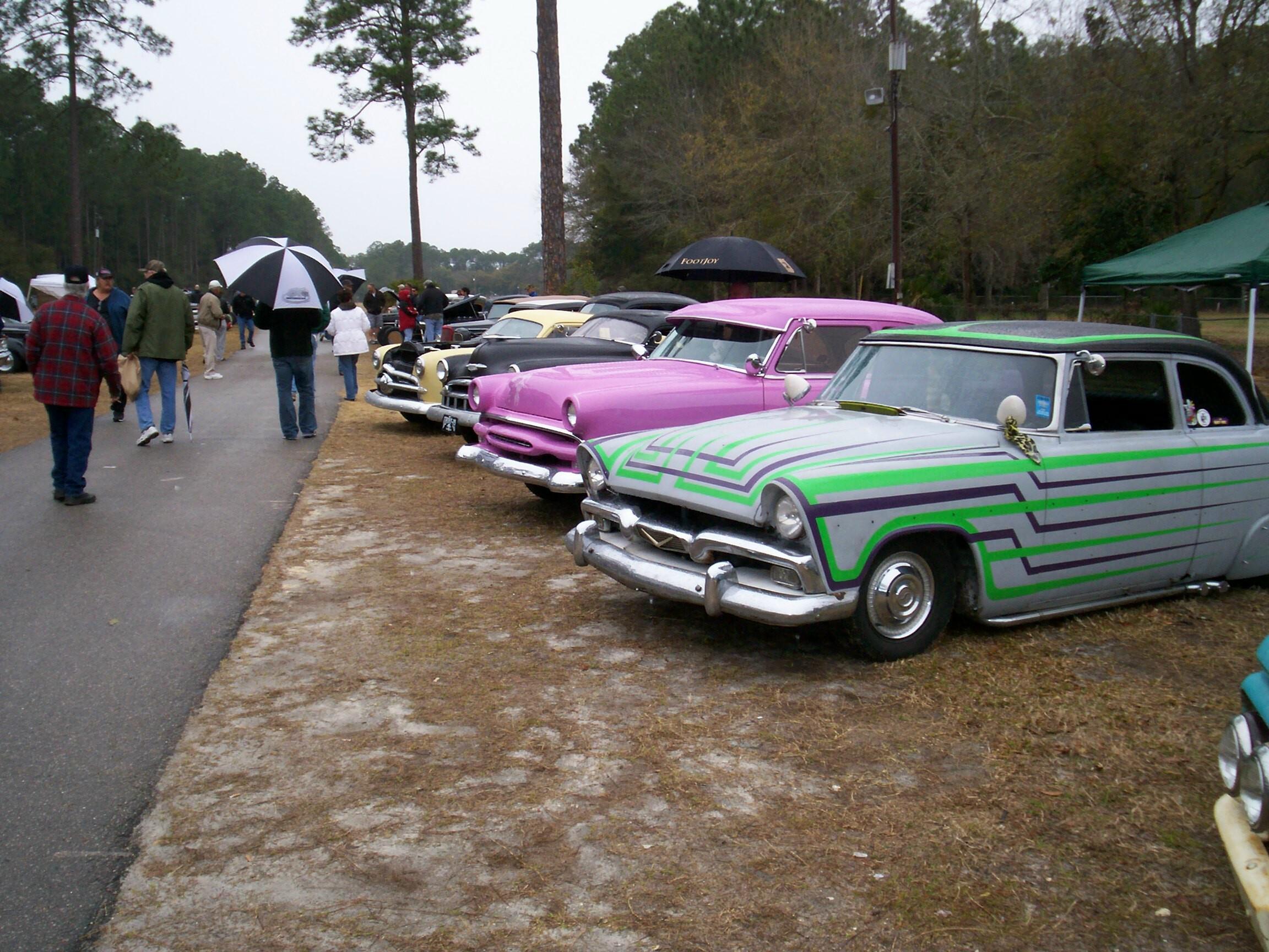 Cruisin' with Deerslayer: Billetproof Florida 2010